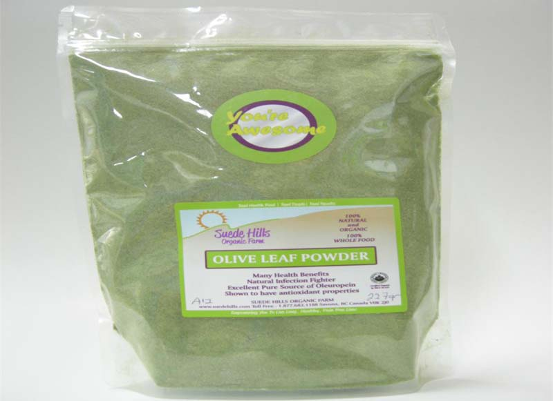 Olive Leaf Powder 227g