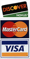 credit cards accepted small