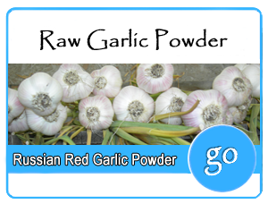 Organic Raw Garlic Powder